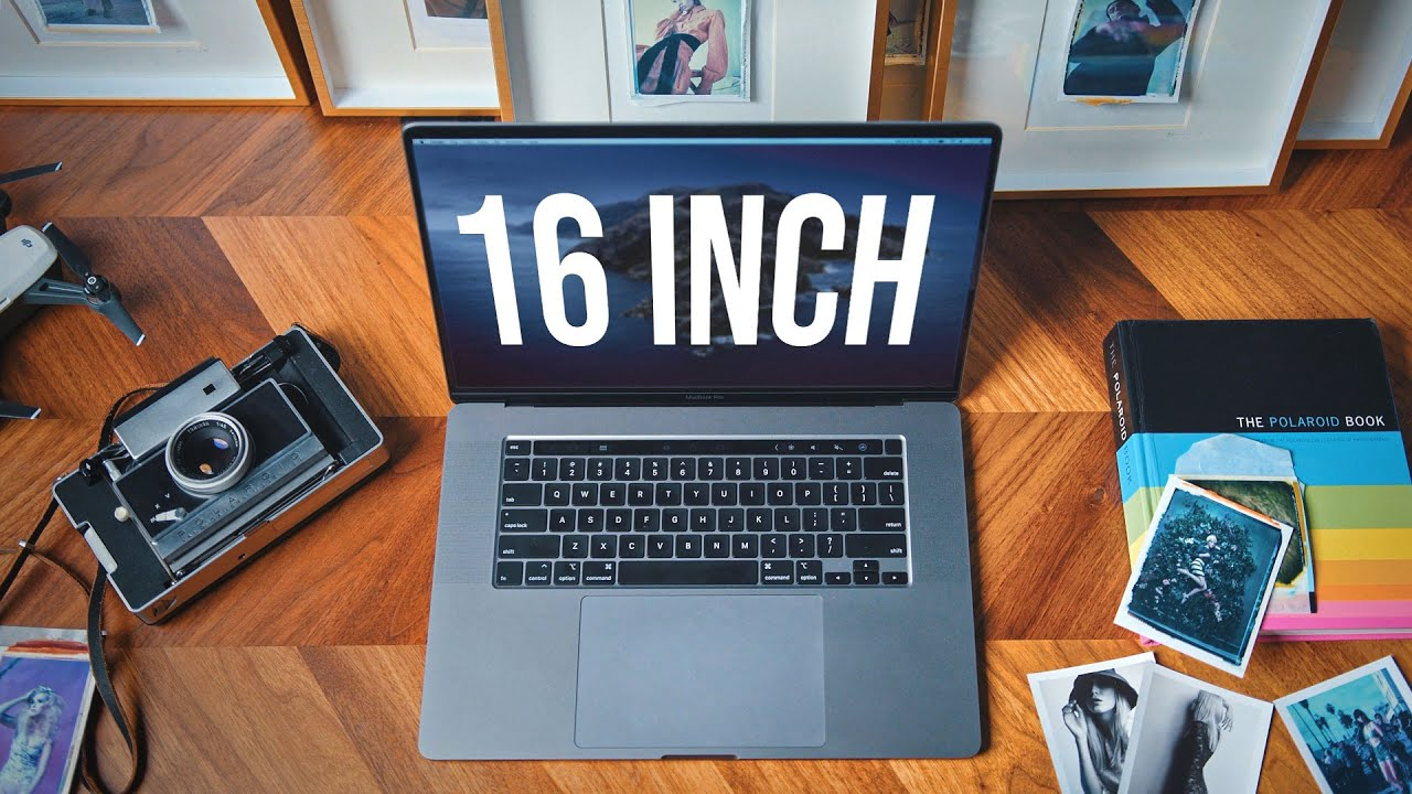 MacBook Pro 16-Inch: A Photographer's Review