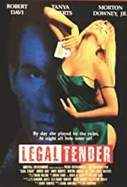 Legal Tender 1991 Watch Online