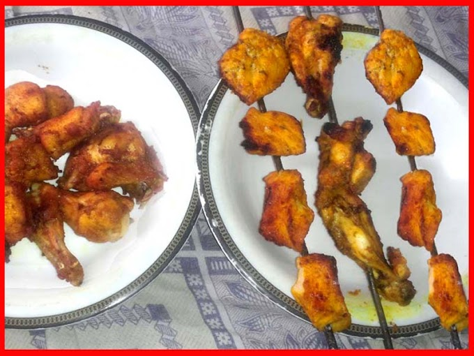 BBQ Chicken Tikka Easy Recipe