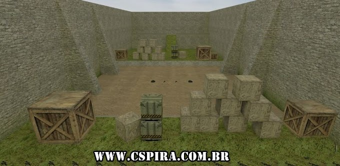 Mapa aim_headshot - CSPira!