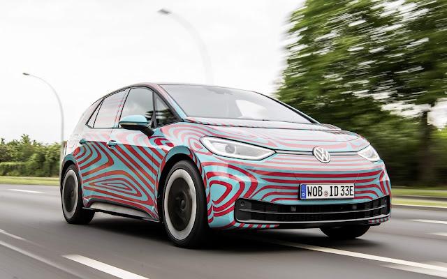 VW já vendeu mais de 30.000 I.D antes do lançamento