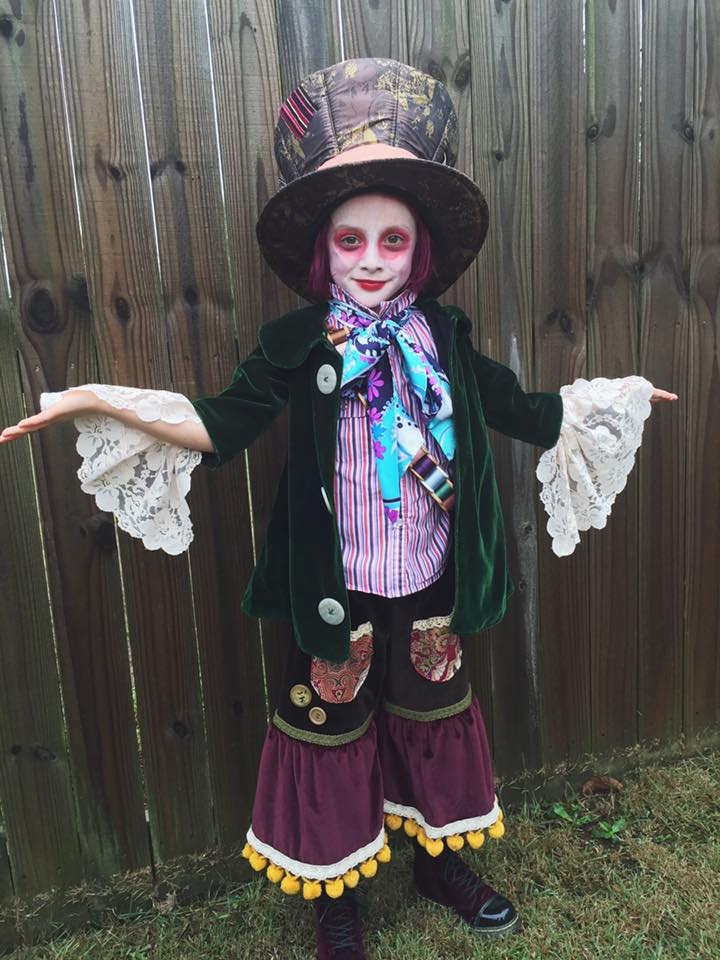 sc 1 st  Oh Sew Nostalgic & Oh Sew Nostalgic: Halloween Costume--The Mad Hatter