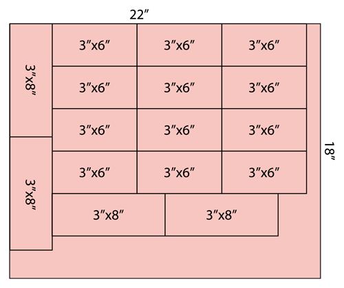 Abundance Free Quilt Pattern - In Color Order