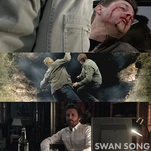 Supernatural 5x22 - Swan Song