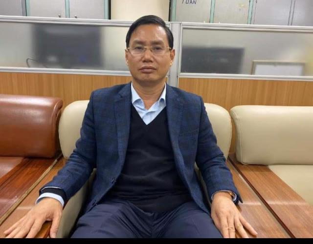Chánh Văn phòng Thành ủy Hà Nội bị tạm giam 4 tháng để điều tra vụ Nhật Cường