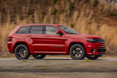 Jeep Grand Cherokee 2018 Review, Specs, Price