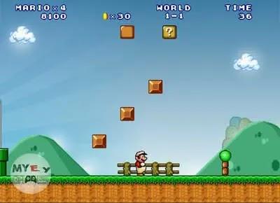 ماذا عن قصة لعبة ماريو القديمة Super Mario للكمبيوتر والاندرويد