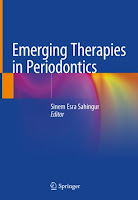 emerging therapies in periodontics book cover