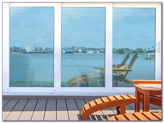 Sliding GLASS Door WINDOW Film decorative