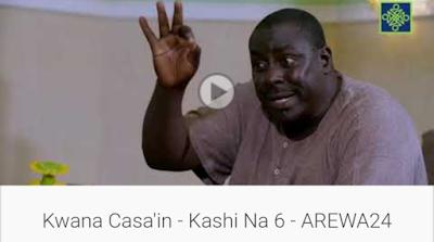 Kwana Casa'in - Kashi Na Shida 6 - AREWA24