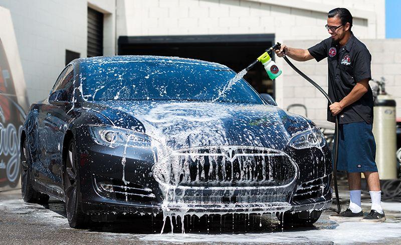 cuci mobil terdekat