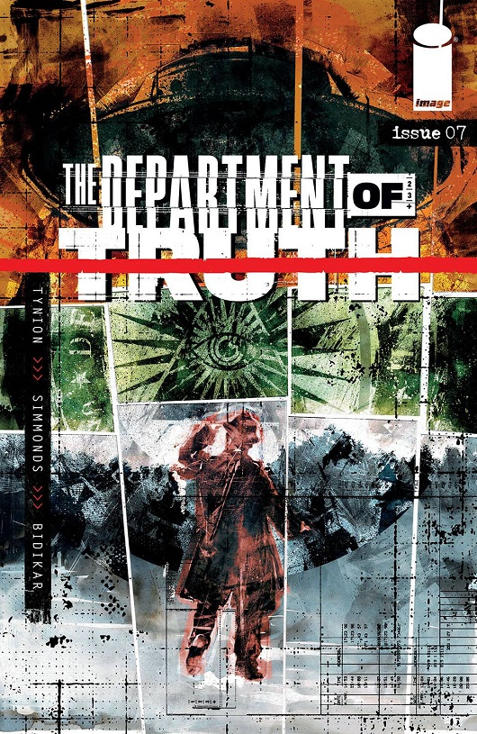 Cover of Department of Truth #7