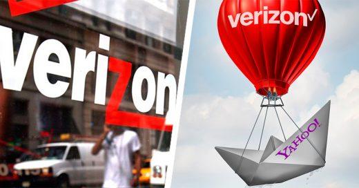 Compra Verizon a Yahoo en la debacle de su historia