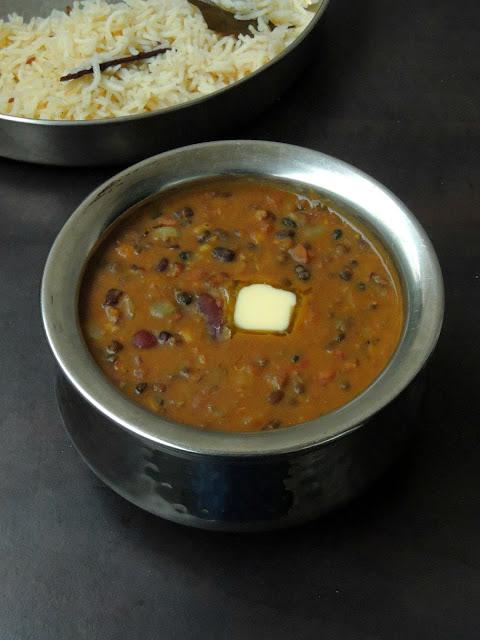 Dal Maharani, Queens of Lentils gravy