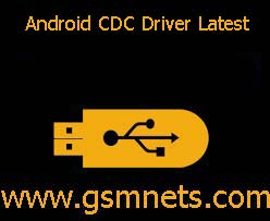 Android CDC Driver Latest Download