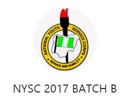 OAU NYSC 2017 Batch 'B' Mobilization List Out