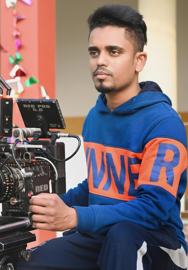 Directing seemed challenging, But now the goal is to make a name in Bollywood ~ Kabir Kumar