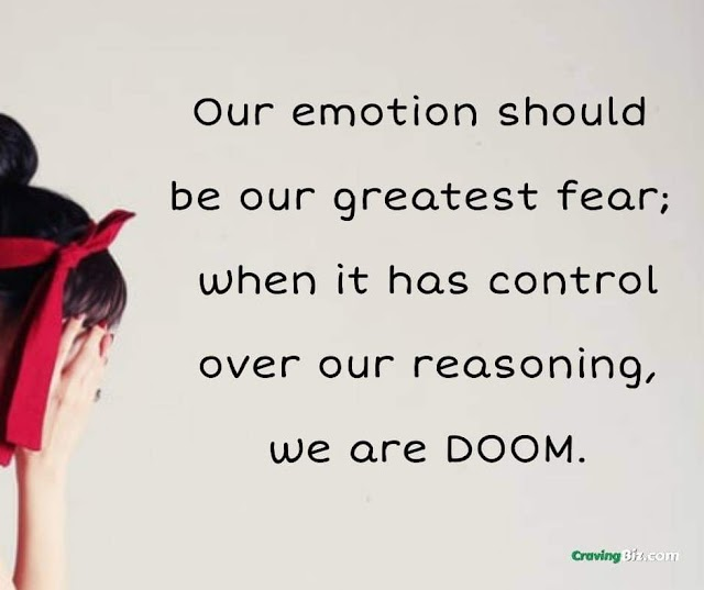 How To Control Your Emotion And Better Decision Making