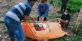 Warga Desa Lantak Seribu Dihebohkan Penemuan Mayat Berusia 70 Tahun yang Telah Menghilang Selama 20 Hari