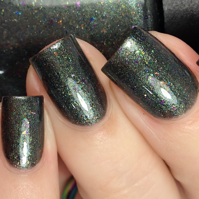 All Mixed Up Lacquers-Play If You Dare