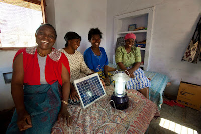 Meet Malawi's Illiterate mamas using solar energy to fight poverty