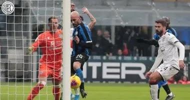 موعد مواجهة انتر ميلان وكالياري ضمن مواجهات الجوله الثلاثون من الدوري الايطالي
