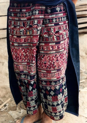 Textile from Nan by Jonathan Stiles