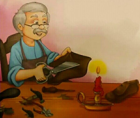 The Elves And The Shoemaker Short Story ~ Moral Stories