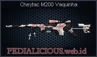 Cheytac M200 Vaquinha