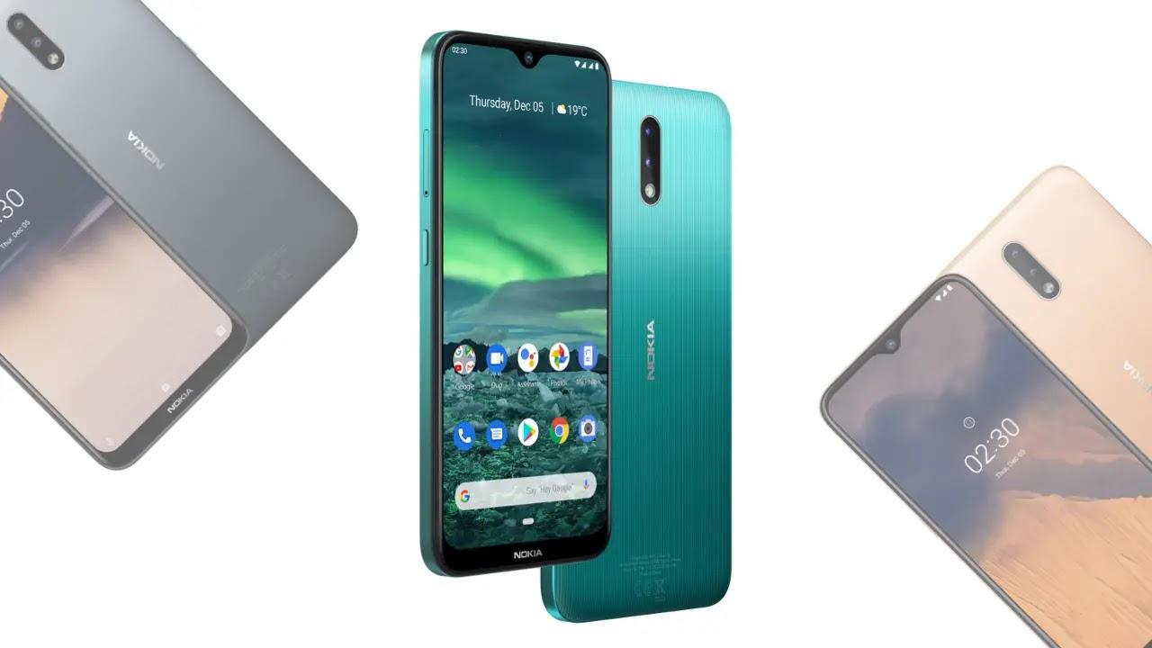 سعر ومواصفات Nokia 2.3   هاتف نوكيا الجديد نوكيا 2.3 واكبر بطارية ممكنة