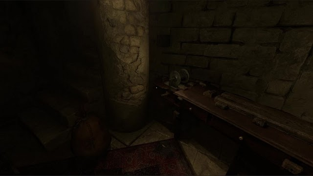 Solving all puzzles in Amnesia: Rebirth