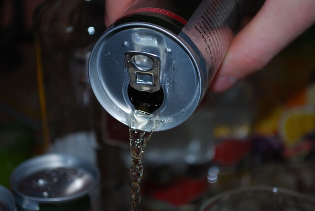 أضرار المشروبات الغازية على صحة