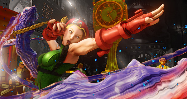 Street Fighter V Free Download PC