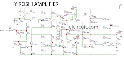 Yiroshi Power Amplifier - SMD