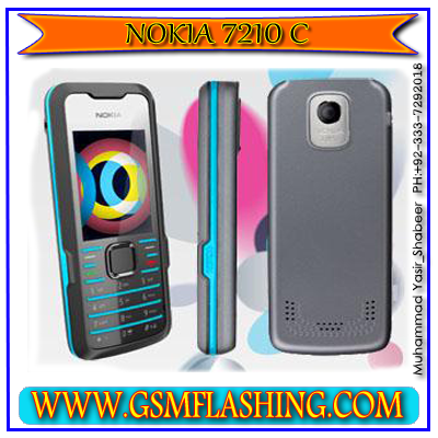 nokia 7210c rm 436 flash file 7.30
