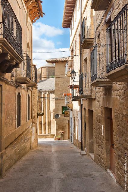 Uncastillo Pueblos pintorescos Zaragoza