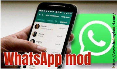 Aplikasi Whatsapp Mod anti blokir
