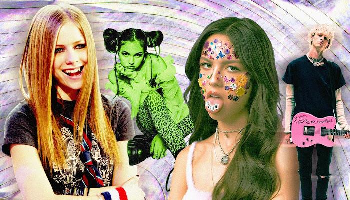 Avril Lavigne habla del renacimiento de la música Emo con ID