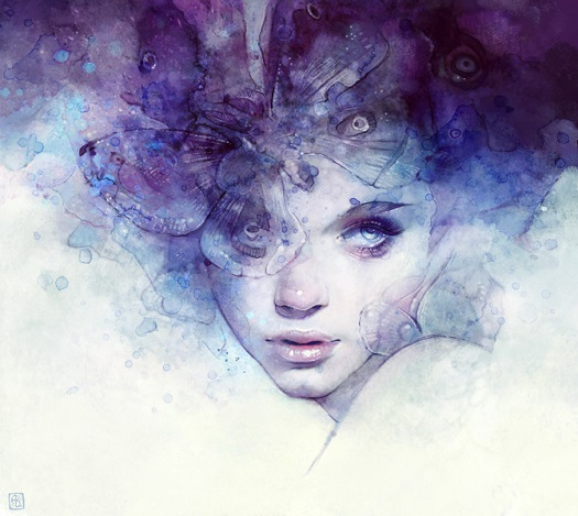 """Aerial"" por Anna Dittmann 