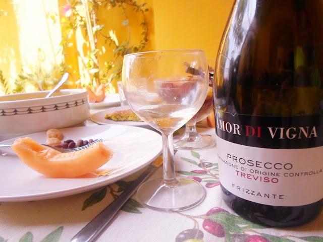 czyli o dobieraniu wina do potraw we włoskim stylu