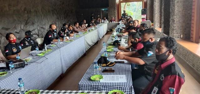 Rakor LSM Garda Nasional Untuk Memantapkan Langkah Menuju Indonesia Yang Lebih Maju