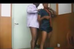 Lady Catches Her Best Friend P@nt Down With Her Boyfriend In Lagos (WATCH)
