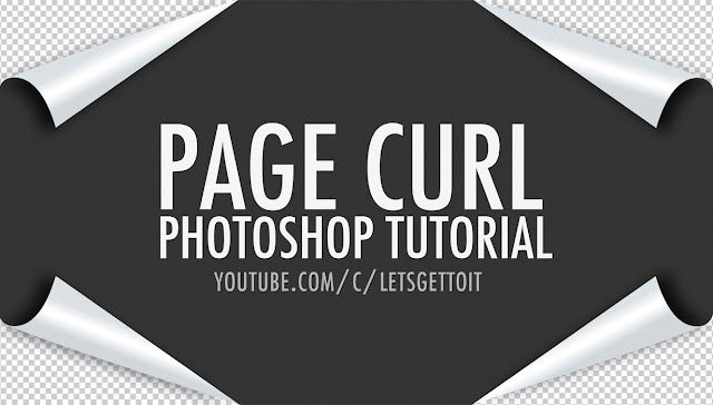 Create a Page Curl effect in Photoshop