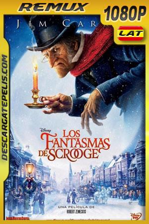 Los fantasmas de Scrooge (2009) 1080p BDRemux Latino – Ingles