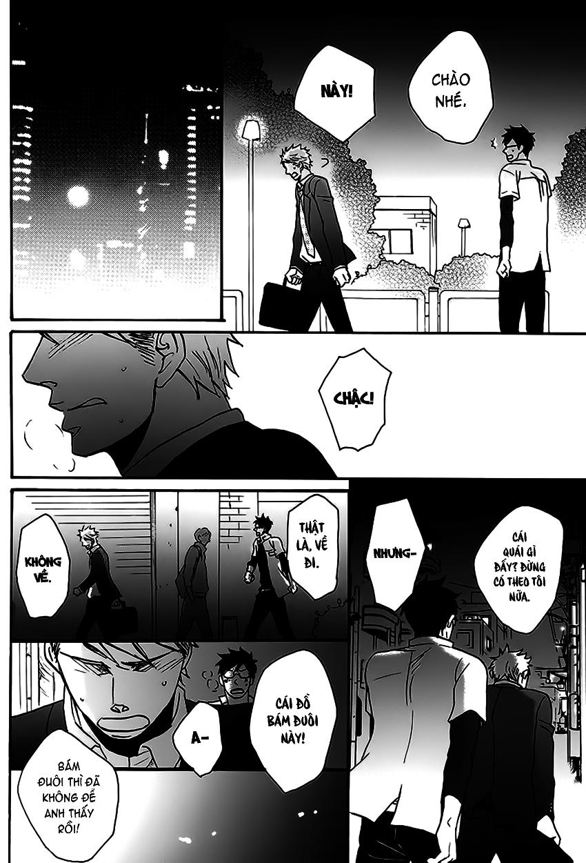Trang 24 - Dù Thế Nào Em Vẫn Yêu Anh--EXTRA 3--[ShuShi Group] (- Yoneda Kou) - Truyện tranh Gay - Server HostedOnGoogleServerStaging