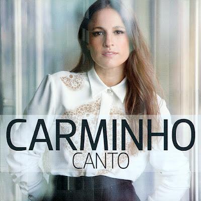 CD Cover Carminho - Canto (2014)