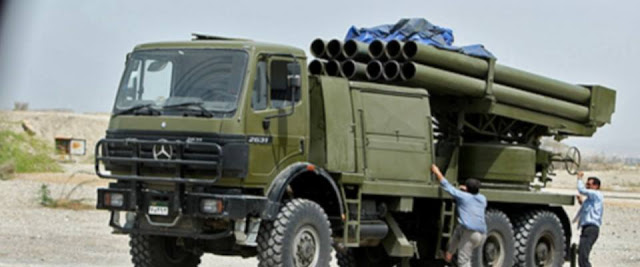 القوة الصاروخية البالستية السورية  Syrian ballistic missile force