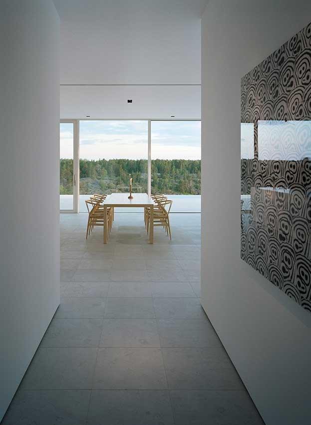 Дом в Стокгольмском архипелаге, Швеция