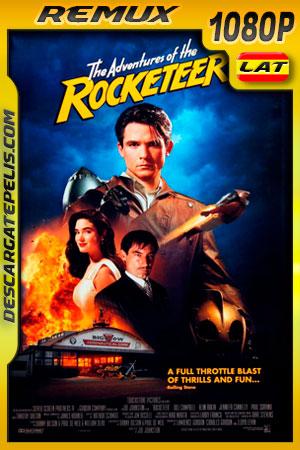The Rocketeer (1991) 1080p BDRemux Latino – Ingles