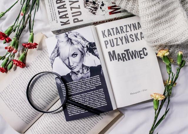 """Kilka pytań do... Katarzyny Puzyńskiej, autorki cyklu """"Lipowo"""""""